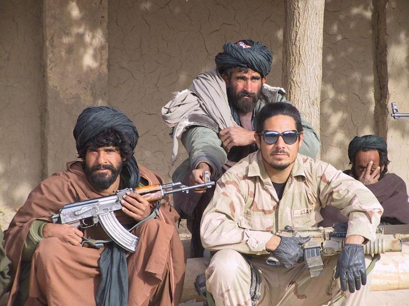 mag and afgans