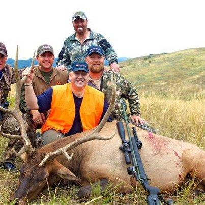 matt's 6x6 elk
