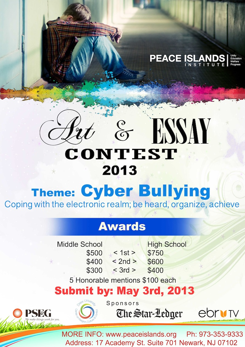 Peace islands institute art and essay contest