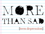 More Than Sad logo