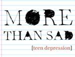 More Than Sad logo