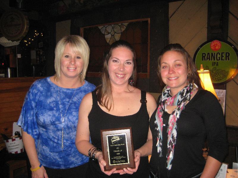 Columbus 2011 Award