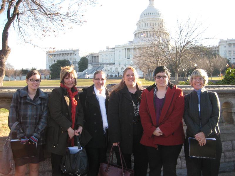 Capitol Hill Visit 2012