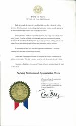 TPA Proclamation