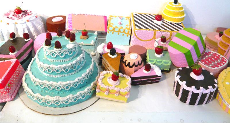 Ana Rodriguez cakes