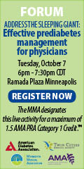 TCMS/MMA Prediabetes