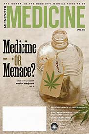 April 2014 Minnesota Medicine