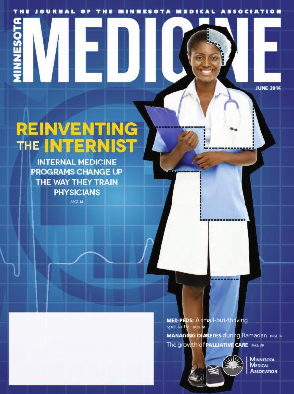 Minnesota Medicine June 2014