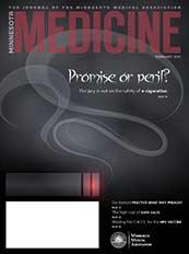 February Minnesota Medicine