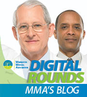 Digital Rounds MMA's Blog