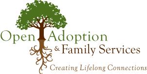 Open Adoption & Family Services logo