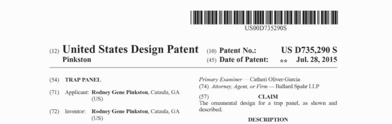 JAGER PRO Patent
