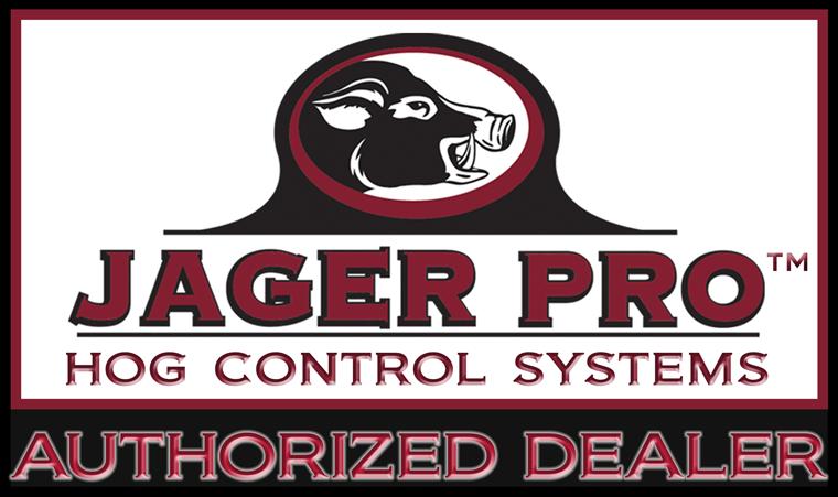JAGER PRO-Hog Control-Authorized Dealer