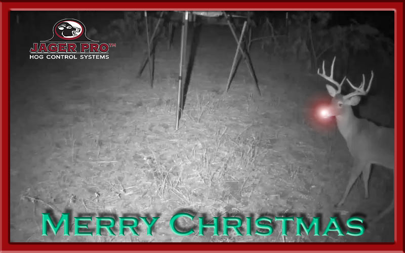 JAGER PRO-Merry Christmas