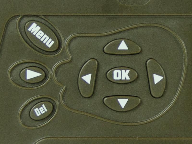 MINE Cam Buttons