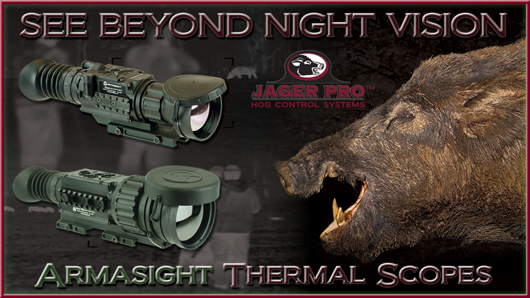 JAGER PRO-Armasight Thermal Scopes