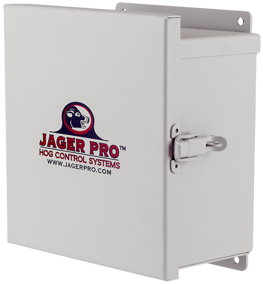 JAGER PRO-MINE Control box