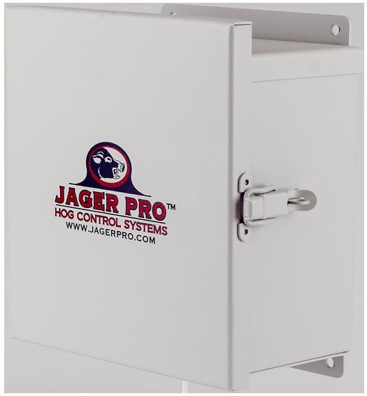 JAGER PRO-MINE Control box