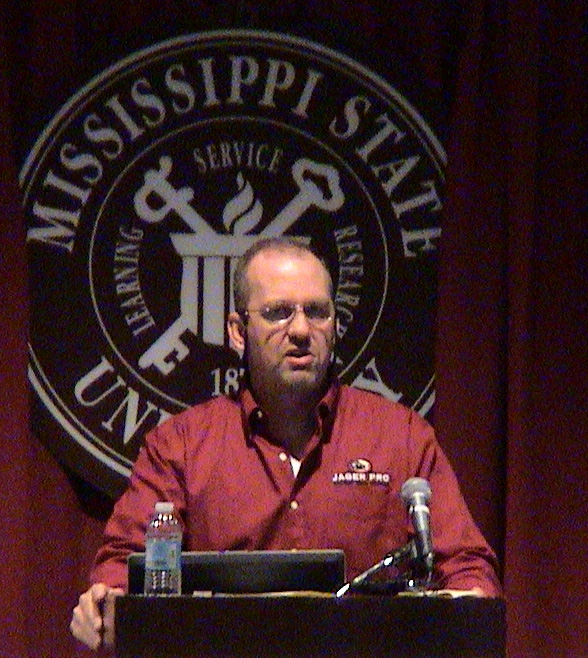 Speaker- Rod Pinkston
