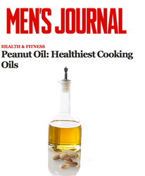 Peanut Oil: Healthiest Cooking Oils