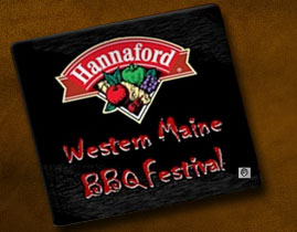 2011 WMaine BBQ Festival icon