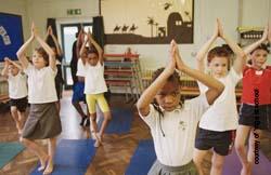 Yoga-children