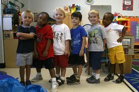 United States preschoolers