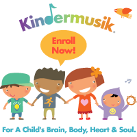 Enroll NOW in Kindermusik with Miss Tracey at Parent Child U!