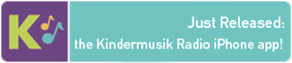 Kindermusik NEW radio app!