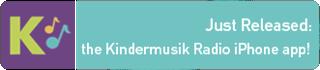 Kindermusik NEW radio app!