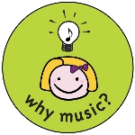 Why Music & KIndermusik at Parent Child U!