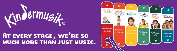 Parent Child U Presents Kindermusik (0-7 years)
