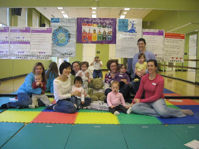 Kindermusik Village baby music class by Parent Child U