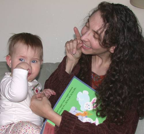 "Signing Smart ASL for babies and toddlers ""BIRD"""