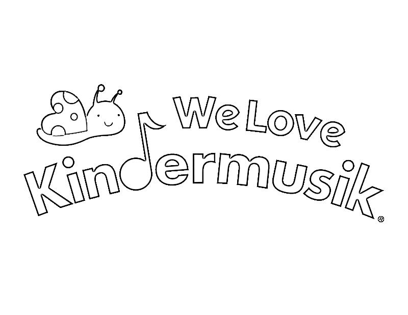 Coloring Contest by Kindermusik and Parent Child U!