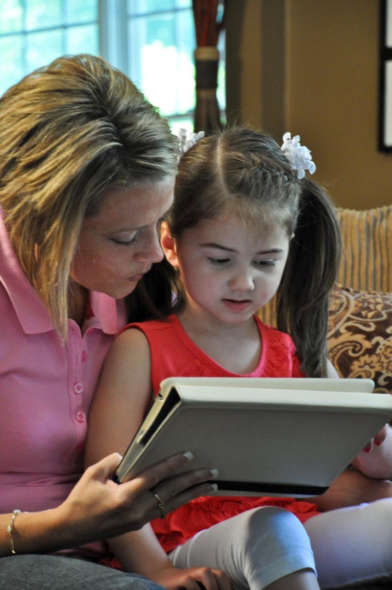 Mom & child eBook Kindermusik @HOME