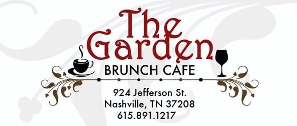 The Garden Brunch Cafe Logo