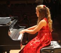 CAA Piano Student