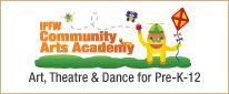 Community Arts Button