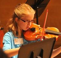 Violin Summer Strings