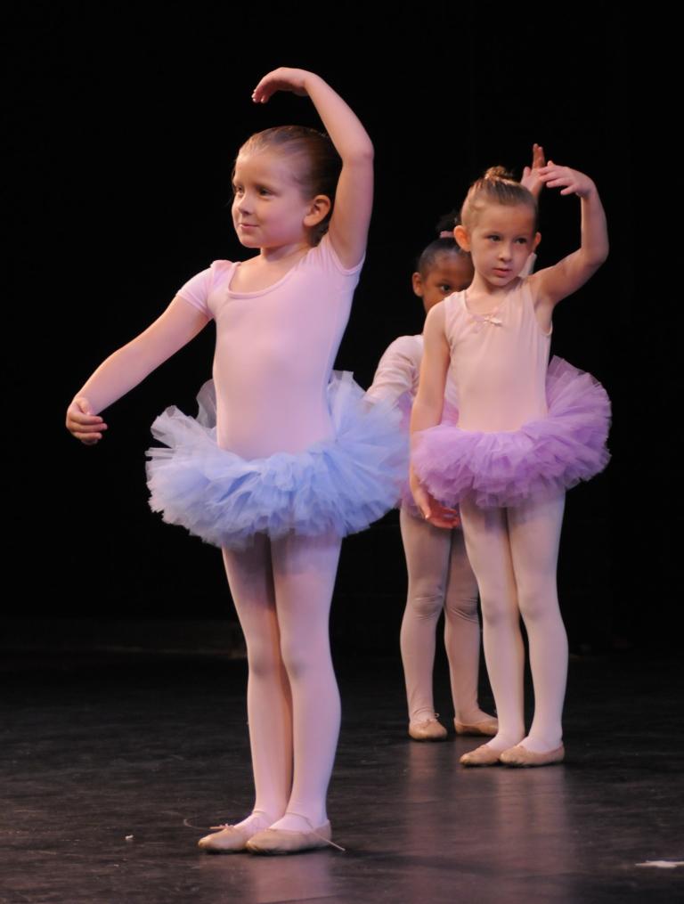 CAA Ballet Students