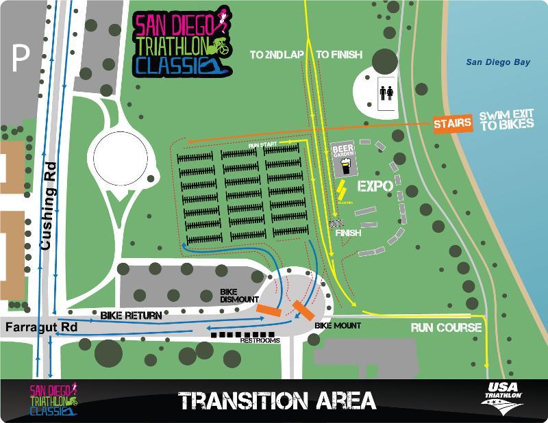 Tri Classic Transition Map