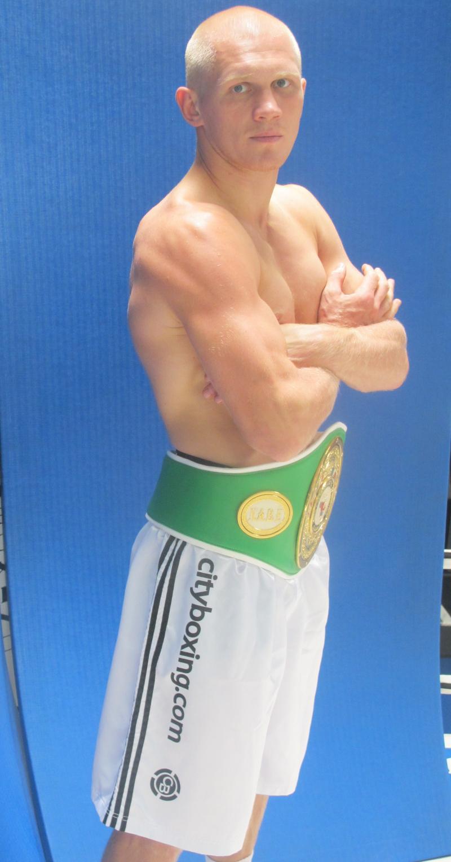 Nobuhiro Ishida vs. Gennady Golovkin