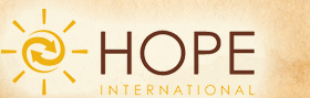 Hope International logo