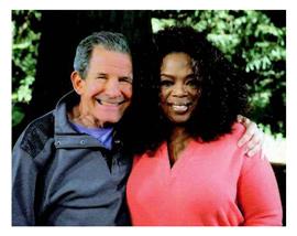 Gary and Oprah