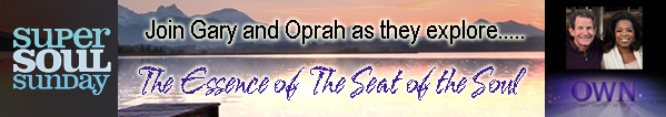 Join Gary and Oprah on Super Soul Sunday