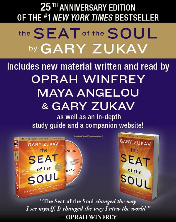 The Seat of the Soul - 25th Anniversary Edition