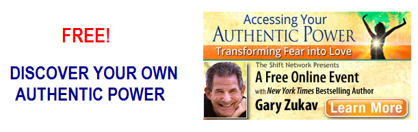 Accessing Authentic Power