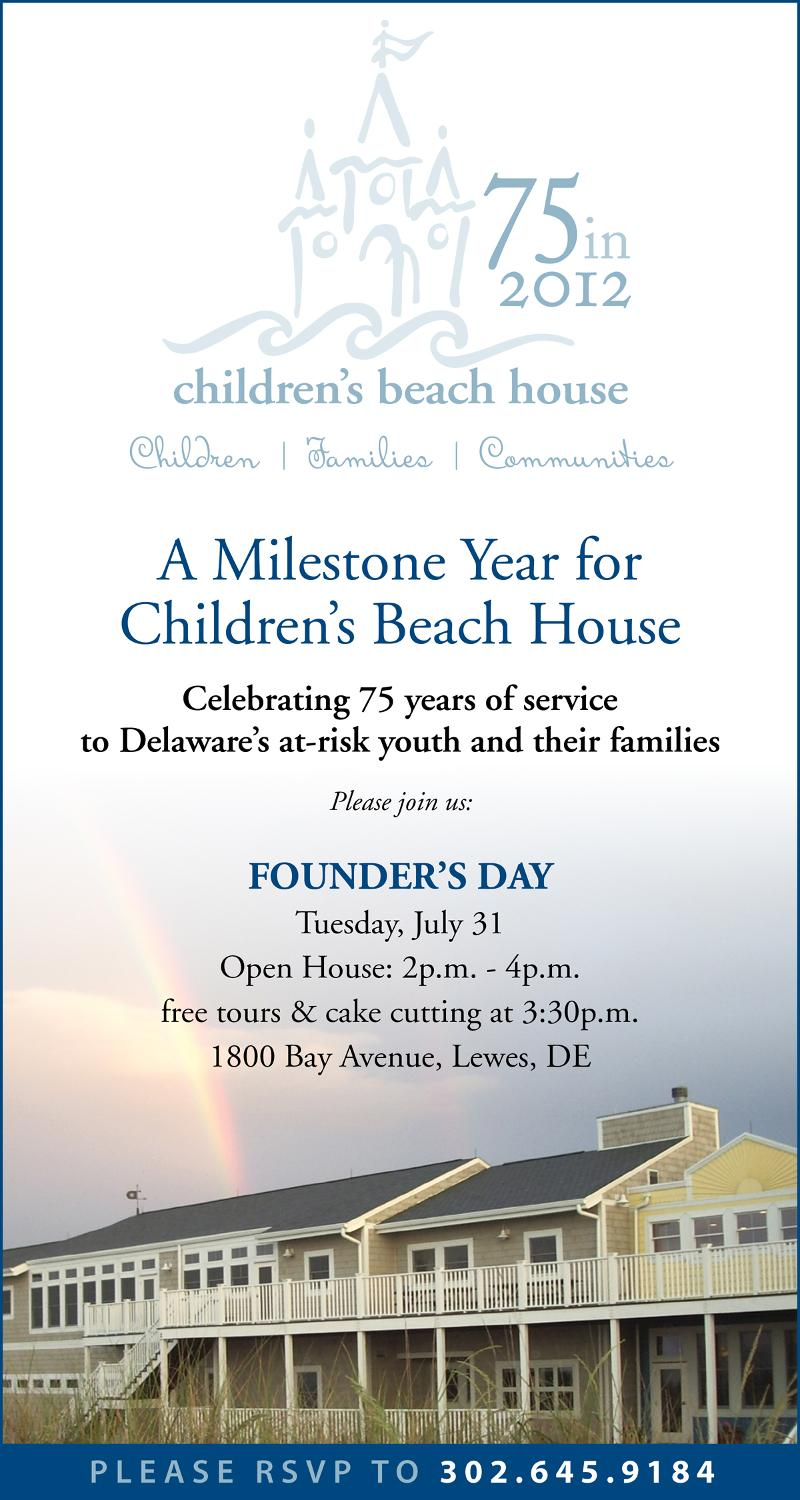 Founder's Day Ad