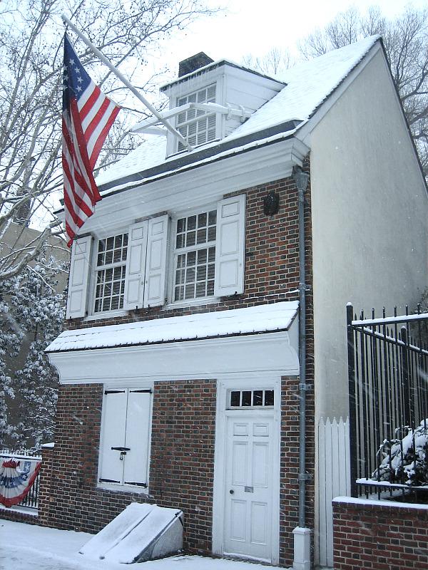Betsy Ross Snow